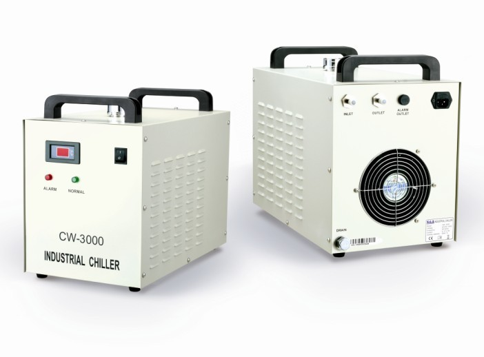 Rabbit Laser USA - CW-3000 Chiller